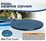 10-Foot Round Easy Set Pool Cover by Intex