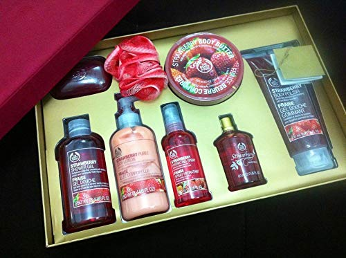 The Body Shop Deluxe Gift Set