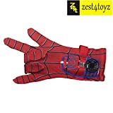 Zest 4 Toyz Spiderman Gloves With Disc Launcher