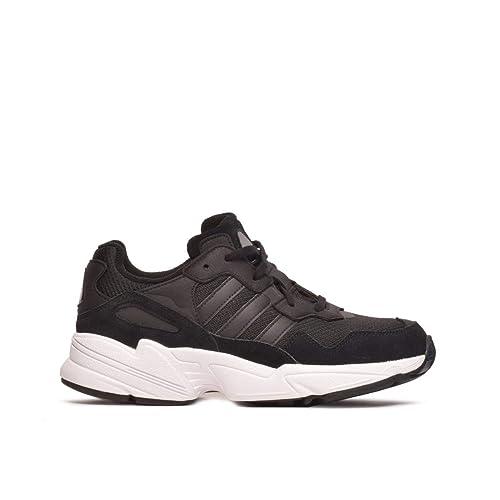 adidas Yung 96 J Jungen Sneaker Schwarz: : Schuhe