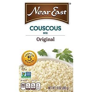 Near East Couscous Mix, Original (Pack of 12 Boxes)