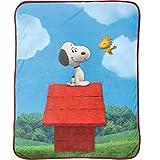 """Peanuts Sunny Day Throw, 50"""" x 60"""""""