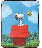 Peanuts Sunny Day Throw, 50'' x 60''
