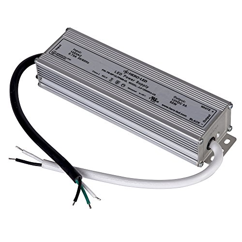 HERO-LED PS-WP12LPS60-UL UL-Recognized and Class 2 Qualif...