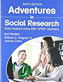 BUNDLE: Babbie: Adventures in Social Research 9E + SAGE IBM® SPSS® Statistics v23.0 Student Version