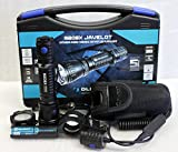 Olight M20SX Javelot 820 Lumesn LED Flashlight Long Throw Distance Search Light Weapon Kit, Includes LegionArms Off Set Mount and Pressure Remote Switch