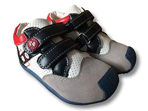 C&C Jungen Kinder Kleinkinder Schuhe Schwarz