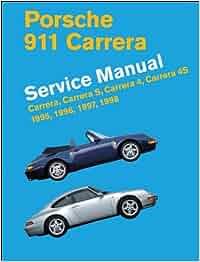 Porsche 911 Carrera Service Manual 1995-1998: Type 993 Carrera Carrera S Carrera 4 Carrera 4S 1995 1996 1997 1998: Amazon.es: Bentley Publishers: Libros en ...