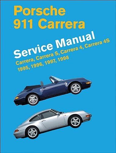porsche 911 carrera type 993 service manual 1995 1996 1997 rh amazon com porsche 993 user manual porsche 911 993 owners manual