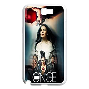 Custom Case Once Upon A Time for Samsung Galaxy Note 2 N7100 O6J3257864