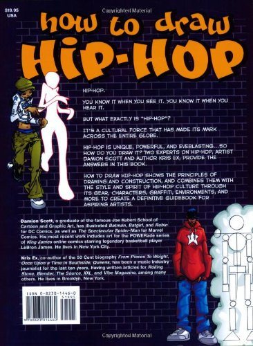 How to Draw Hip Hop by Watson-Guptill