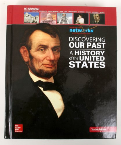 A History of the United States Teacher's Edition (Discovering Our Past)