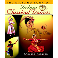 The Sterling Book of INDIAN CLASSICAL DANCE book cover