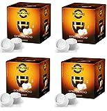 Cápsulas Delta®* Q Compatibles Extra Cremoso 40 unidades