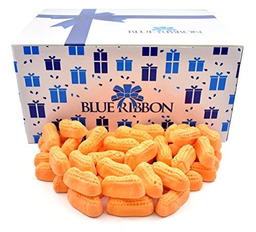5 Pound – Spangler Marshmallow Circus Peanuts, Bulk by Blue Ribbon