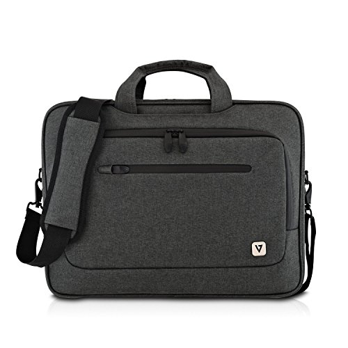 V7 CTPX6-1N 14.1'' Ultrabook Notebook Carrying Case Slim Grey by V7