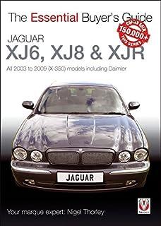 Jaguar x type 2001 to 2009 essential buyers guide nigel jaguar xj6 xj8 xjr all 2003 to 2009 x 350 sciox Choice Image