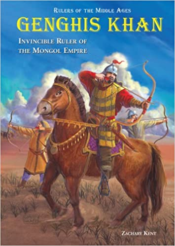 Ebooks Genghis Khan: Invincible Ruler Of The Mongol Empire Descargar PDF