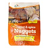 Manna Pro Carrot and Spice Bite Size Nuggets, 4 Lb