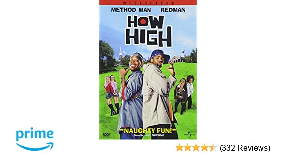 32892d7c8 Amazon.com: How High: Method Man, Redman, Obba Babatunde, Mike Epps, Anna  Maria Horsford, Fred Willard, Jeffrey Jones, Hector Elizondo, Lark  Voorhies, ...