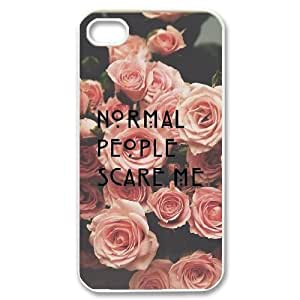 American Horror Story Popular Case for Iphone 4,4S, Hot Sale American Horror Story Case