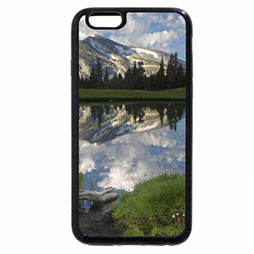 iPhone 6S / iPhone 6 Case (Black) Broken reflection