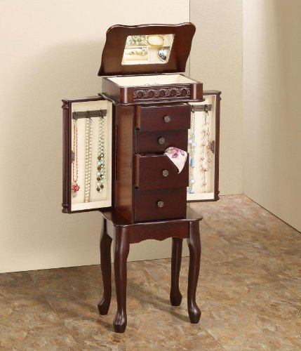 903801 traditional armoire