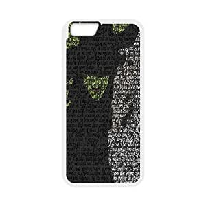 """LSQDIY(R) Musical Wicked iPhone6 Plus 5.5"""" Cover Case, DIY iPhone6 Plus 5.5"""" Case Musical Wicked"""