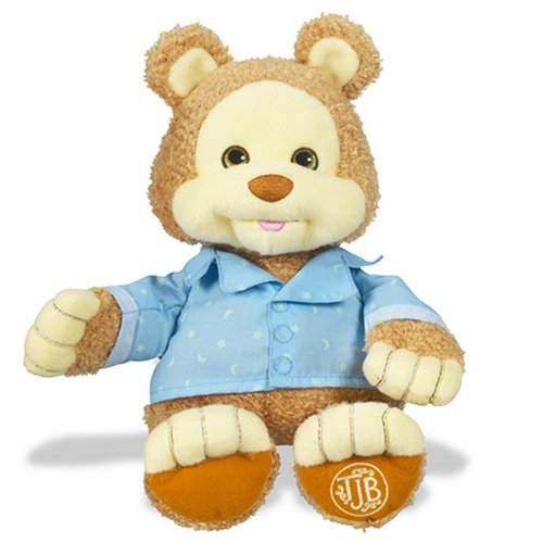 T.J. Bearytales Bedtime Bear (Bear Playskool)