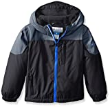 Columbia Big Boys' Ethan Pond Jacket, Black, Large