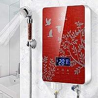 Water heater Calentador de Agua eléctrico 6KW 220V Calentador de Agua Caliente sin Tanque Instantless Calentador de Agua sin Agua Caliente instantáneo ...
