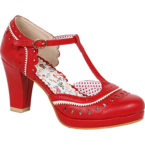 Bettie-Page-Shoes-TAYLOR-T-Strap-Cut-Out-Detail-Heel-Red