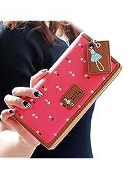 Bessky® New Fashion Lady Women Long Purse Clutch Wallet Zip Bag Card Holder