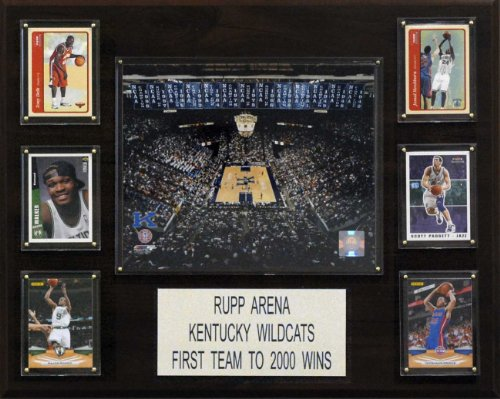 NCAA Basketball Rupp Arena Stadium Plaque ()