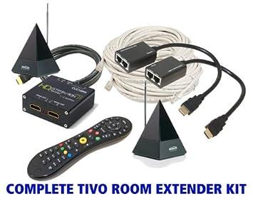 Multi-room HDMI Extender Kit For Virgin Tivo V6: Amazon.co.uk ...