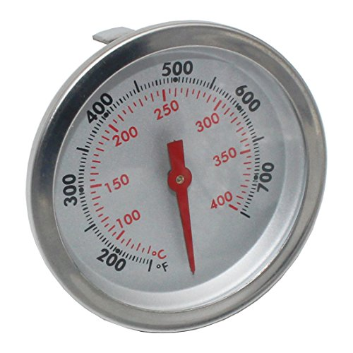Grilling Corner 67731 Grill Thermometer, Heat Indicator, Heat Gauge for Weber Genesis 300 (2007-2016), Weber Summit (2005-2016), 2 3/8