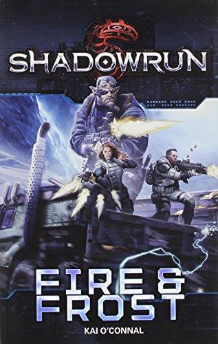 """""""Shadowrun - Fire & Frost"""" av Kai O'Connal"""