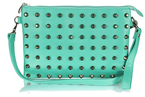 Purse With FREE Emerald DELIVERY Detail Gorgeous UK Emerald Stud Gorgeous fIqtIwP