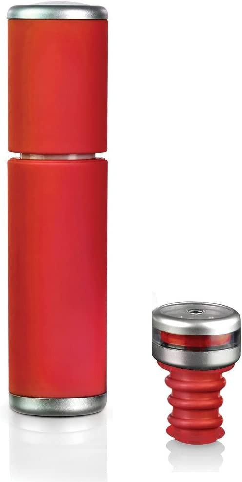 HOYT & Co. WS1Srd Wine Saver, Red