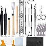 22 Pcs Craft Tools Set, Vinyl Weeding Tools, Craft