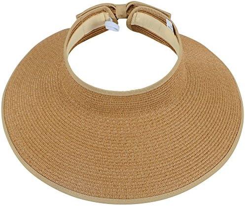 to tie summer visor