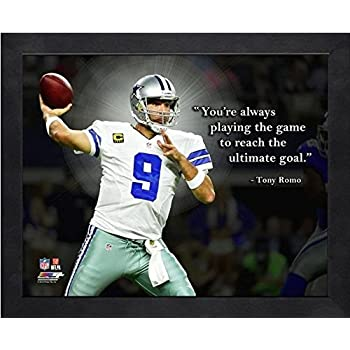 Dallas Cowboys Quotes | Amazon Com Roger Staubach Dallas Cowboys Pro Quotes Photo Size 9