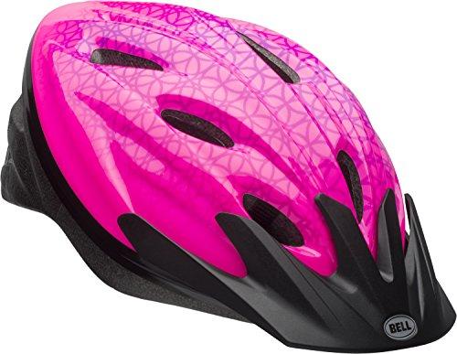 Bell 7072377 Children's Cicada Prismatic Bike Helmet, Pink