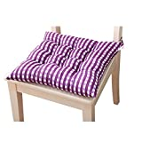Non Slip Chair Pads Seat Cushions Cover with Ties for Dining Chairs, Office Chairs, Sofa Patio Furniture,Chair Cushions