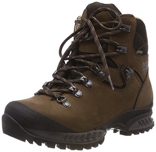 Hanwag Tatra II Lady GTX, Zapatos de High Rise Senderismo para Mujer Marrón (Erde 56)