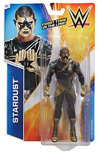 WWE Official Mattel Basic Series 51 Stardust #39 Action Figure