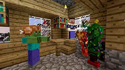 Minecraft - DLC,  Festive Skin Pack - Wii U [Digital Code] by Mojang AB (Image #4)
