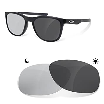 554be823f976c8 Spare Lenses Photochromic Grey for Oakley trillbe X  Amazon.co.uk ...