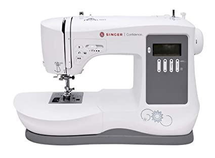 Amazon Singer 40 Confidence Computerized 40Stitch Sewing Interesting Why Is My Singer Sewing Machine Not Stitching