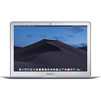 Apple Mac Book Air 13in Laptop Intel Dual Core I5 1.4 G Hz (Md760 Ll/B) 8 Gb Memory, 256 Gb Solid State Drive (Renewed) by Amazon Renewed